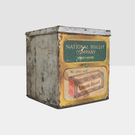 National Biscuit Company Container Uneeda Biscuit By