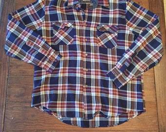Vintage Sears Flannel