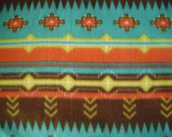 Native American Fleece Fabric (1 yard)