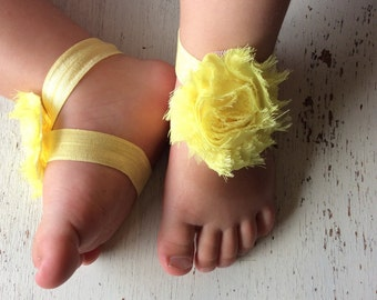 Barefoot sandals; baby barefoot sandals; yellow sandal; toddler barefoot sandal; sandal