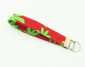 Key Fob, Key Chain, Wristlet, Hawaiian Key Fob - Made in Maui