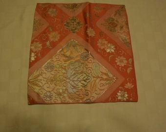 Vintage Japanese Obi Bed Runner / Table Runner / Display Mat