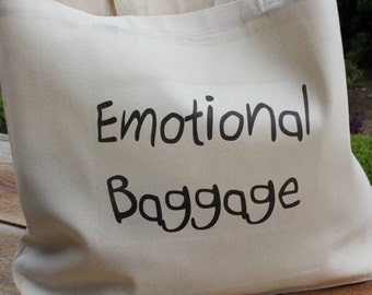 Emotional Baggage Bag!