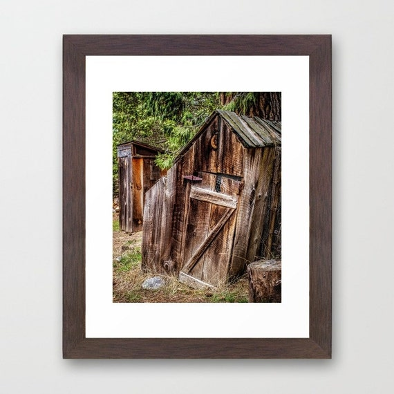 Outhouse Bathroom Decor Outhouse Photography By ArleneCarley