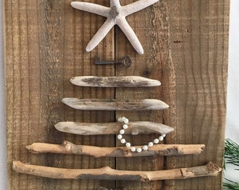 Driftwood Christmas Tree - Free Shipping!