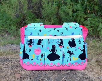 Snow White themed Nappy Bag