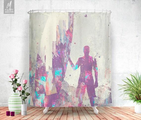Explorers 3 Shower Curtain Bathroom Decor Home Decor