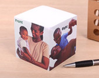 Personalized Notepad cube