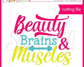 Exercise svg, workout svg, health svg, beauty svg, DXF, Cutting Files, svg Files for Cutting Machines