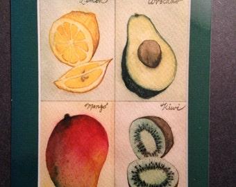 fruit and vegaetable