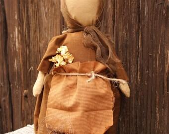Prairie Girl - Primitive Decor