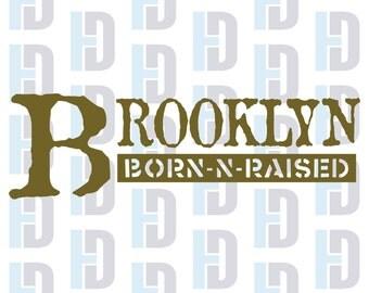Brooklyn Etsy - Custom vinyl decals brooklyn