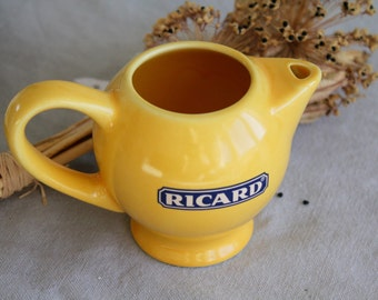 small pitcher ricard vintage