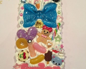 Sugar and Bow kawaii iphone 6 cover case