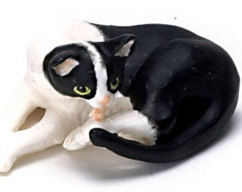 DOLLHOUSE MINIATURE 1:12 Scale CAT #A0065BW-A0065SB