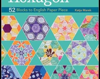 SALE***********The New Hexagon by Katja Marek