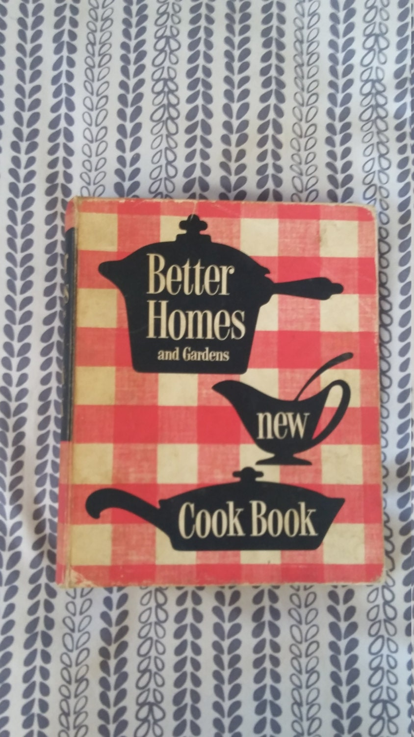 Better Homes And Gardens New Cook Book 50 39 S Better Homes