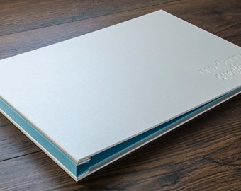 11 x 17 Landscape Portfolio Display Book. Screw Post Binding, Multi Colours & Branding Available