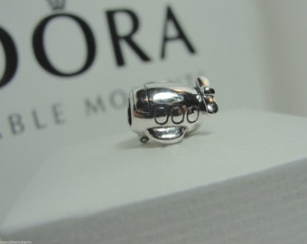 Authentic Pandora Airplane Charm 790561/New With Tags