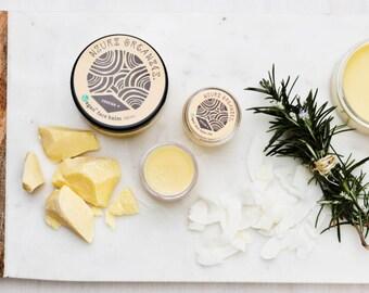 Organic & Vegan Face Balm - Intensive Moisture - Handmade