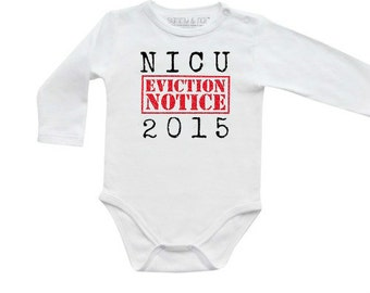 EVICTION NOTICE onesie or shirt