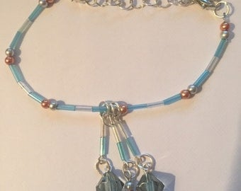 Fine/Delicate bracelet (With extension)