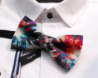 Groom Bow Tie Groomsmen Bow Ties Wedding Bow ties