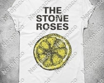 The Stone Roses Rock Music Band T-Shirt - 000050