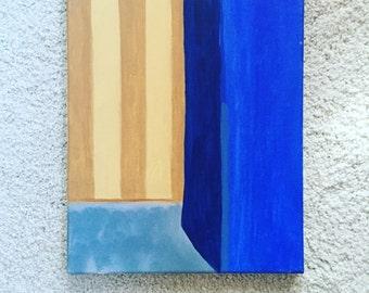 Abstract Hallway