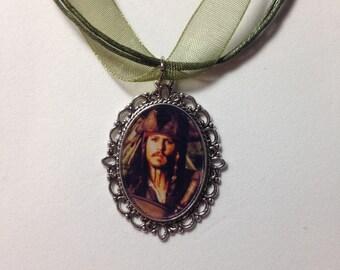 Captain jack sparrow necklace