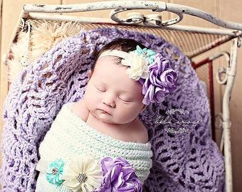 Welted Wonder PATTERN Knit Baby Cocoon