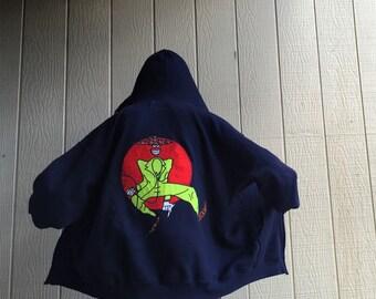 Doodah man grateful dead jacket// grateful dead jacket// shakedownstreet //jerry garcia// dead head jacket/