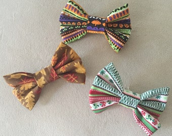 Holiday Boy Bow Ties