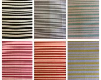 Horizontal Stripe Burp Cloth