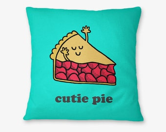 Cutie Pie Cushion