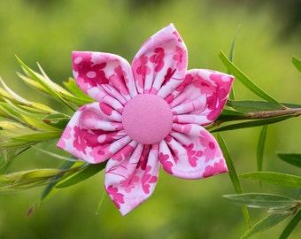 Flower for Dog Collar / Detachable flower / Australian Made
