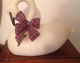 Large  Swan-Great Decorative Touch