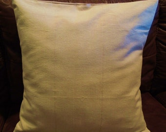 Tan Pillow Sham