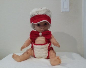 Baby Crochet  Outfit.