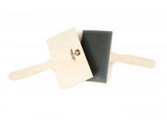 Hand Carders for Carding fibres and blending them - Extra Fine (119 TPI) or Fine (72 TPI)