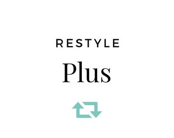 RESTYLE - Semi-Custom Design - BLOGGER or WORDPRESS premade design - Responsive - Full Layout Design - Add on to Premade Template