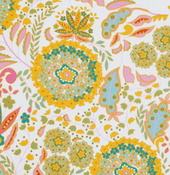 Little Azalea By Dena Designs For Free Spirit Lantana Pink