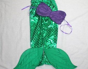 Mermaid Tail Pants. Child sizes. Mermaid Shell Top. Little Mermaid Costume. Child Mermaid Tail. Child Mermaid.