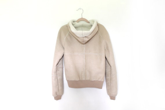 S Wool Polyester Hoodie, Wool Jacket Coat Autumn Winter, Outerwear Coat