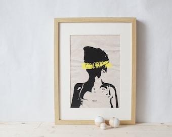 High-quality art print