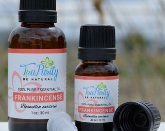 FRANKINCENSE- 100% Pure Essential Oil
