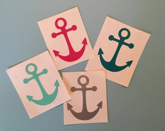 Anchor Decal, Anchor Sticker