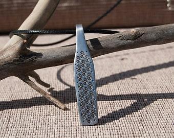 Silverware Handle Necklace - NL021