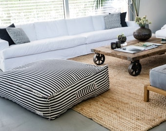 floor piloow , floor cushion,morrocan pouf,over sized floor cushion,beanbag chair, livingroom furniture,livingroom decor ,house warming gift
