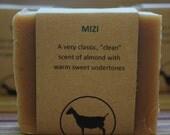 Mizi - Goats Milk Soap